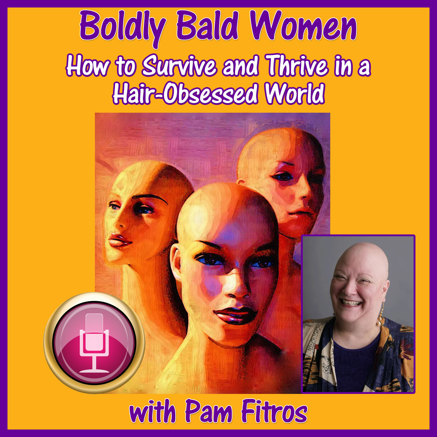 Boldly Bald Women